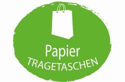 Weber + Will Papier Tragetaschen